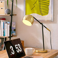 Culver Brass Table Lamp | Urban Outfitters