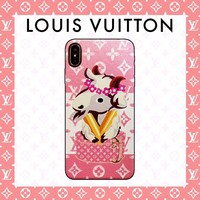 NEW 2019 GRAPHIC LV CASE - LIGHT PINK
