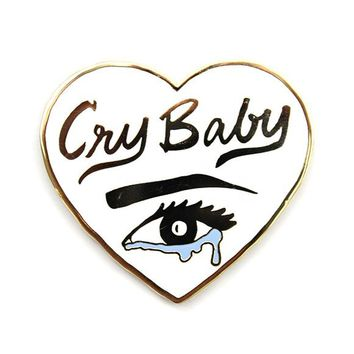 Cry Baby Pin