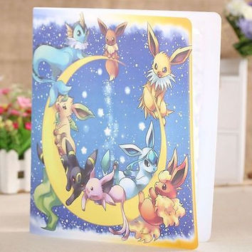 Collection Albums Pokemon cards Album Book List playing cards toys Novelty gift  Photo Album