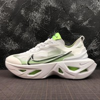 Nike Zoom X Segida White Barely Volt Fashion Sneakers - Best Online Sale