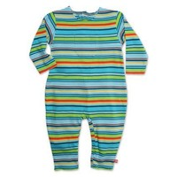 Zutano Baby-boys Infant Multi Stripe Coverall $25.00
