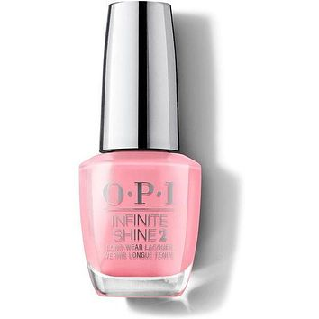 OPI Infinite Shine - Rose Against Time - #ISL61