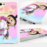 case,cover fits iPhone models>DESPICABLE/fluffy/AGNES/PONY/unicorn ,minions