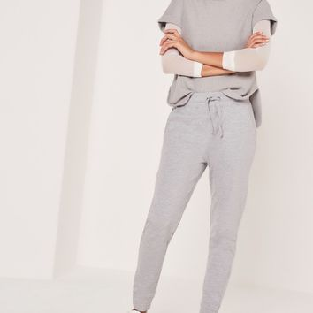 Missguided - Slim Fit Joggers Grey