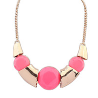Gift Shiny Jewelry Stylish New Arrival Necklace [4918885316]