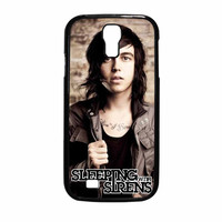 Sleeping With Sirens Kellin Quinn Cool Samsung Galaxy S4 Case