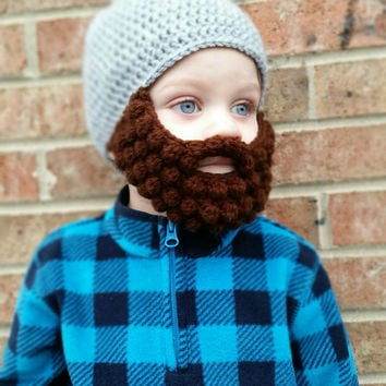0c1c9a8d2bb Shop Baby Beard Hat on Wanelo