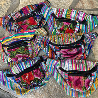 Fanny Pack Ethnic Embroidered