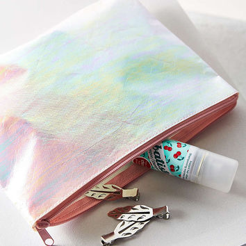Iridescent Pouch - Urban Outfitters