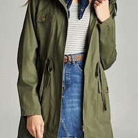 Beat The Chill Jacket | Olive