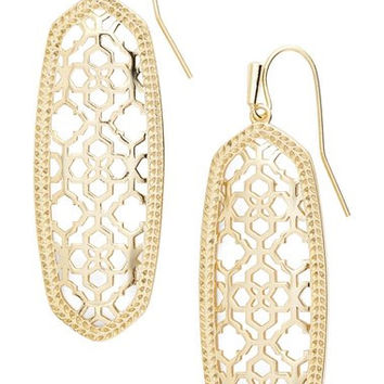 Kendra Scott Brenden Drop Earrings - Multiple Colors