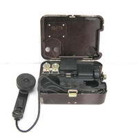 Soviet telephone field phone TA 57 USSR vintage phones army military steampunk collectibles