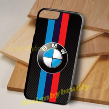 BMW M Collection For iPhone Case 5 5s 6 6s 7 Plus Hard Plastic Cover