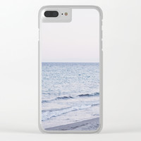 Sensation Clear iPhone Case by ARTbyJWP