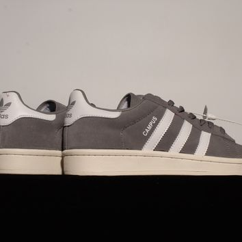 Adidas Casual Shoes Adidas Campus 80s Lux Vintage Grey  Running Sneaker