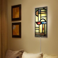 Mondrian Wall Sconce Light (8821) - Illuminada