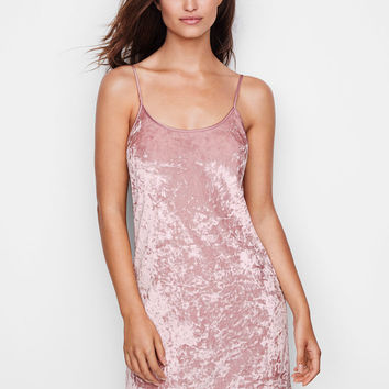 Crushed Velvet Slip - Victoria's Secret