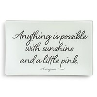 Ben's Garden 'Anything Is Possible' Trinket Tray