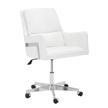 TRENT OFFICE CHAIR - WHITE