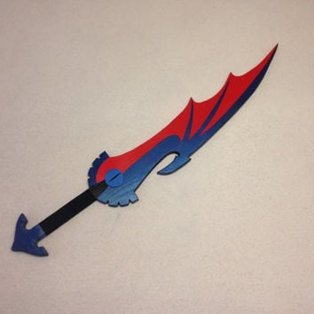 Kingdom hearts keyblade- Souleater
