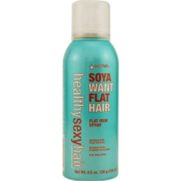 Sexy Hair Concepts Healthy Sexy Soya Want Flat Iron Spray 4.5 Oz