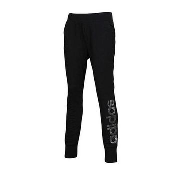 DCCK6HW Adidas' Fashion Casual Letter Print Women Leisure Pants Sweatpants Long Pants