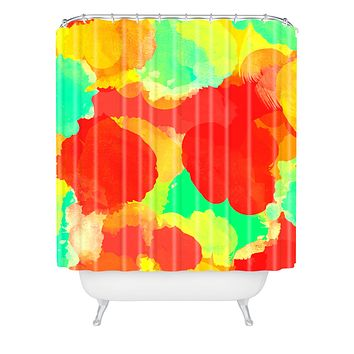 Rebecca Allen Dreamlife Shower Curtain