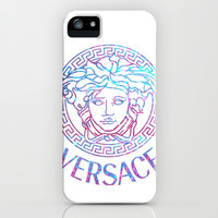 Versace always stuntin' iPhone & iPod Case by Goldflakes | Society6