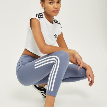 Performance Leggings by adidas Performance | Topshop