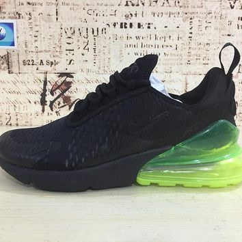 Nike Air Max 270 Black Volt  c68c6c22301d