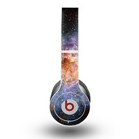 The Multicolored Space Explosion Skin for the Beats by Dre Original Solo-Solo HD Headphones
