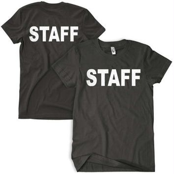 Two-sided Imprinted T-shirt