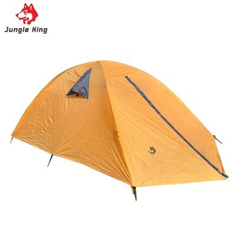 Hasky 001 Fiberglass Rod Camping Tent For Outdoor Travel