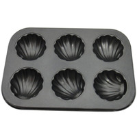 Diy Banana Shape Non-stick Cake Jelly Moulds