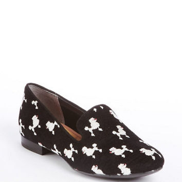 Isaac Mizrahi New York Zarek Smoking Flats