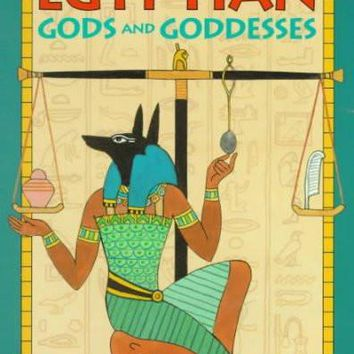 Egyptian Gods and Goddesses (Penguin Young Readers. Level 4)