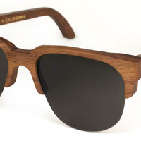 Capital - Wood & Acetate Sunglasses Handmade in California