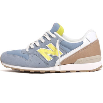 WL696HD 'Lakeview' Women's Sneakers Grey / Light Yellow / Tan
