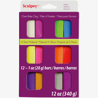 Sculpey® Iii Oven Bake Clay, Multipack