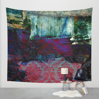 Ethnic Wall Tapestry by Haroulita