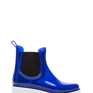 Storm Away Jelly Chelsea Boots