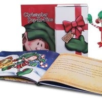 Pop In Kins Elf Pop-In-Kins Christopher Bookset