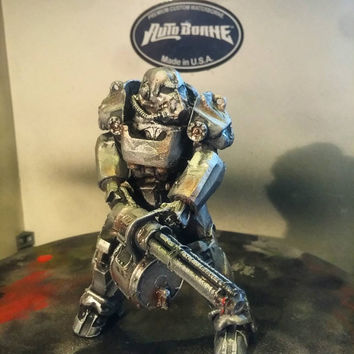 Fallout 4 T-60 Power Armor Display Model