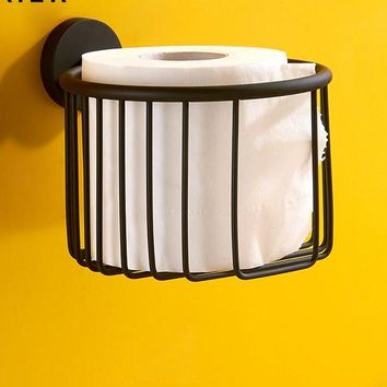 Wall Mounted Holders Tissue Basket