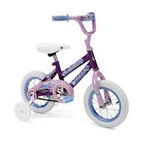 "12"" Girls' Huffy Sea Star Bike"