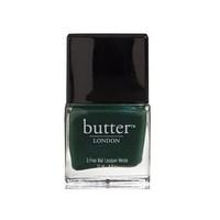 BUTTER LONDON BRITISH RACING GREEN NAIL LAQUER