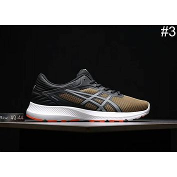 ASICS 2018 Summer Mesh Breathable Casual Running Shoes Retro Sneakers F-A0-HXYDXPF #3