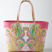 Hotty Pink Resort Tote - Lilly Pulitzer