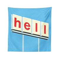 HELL Tapestry